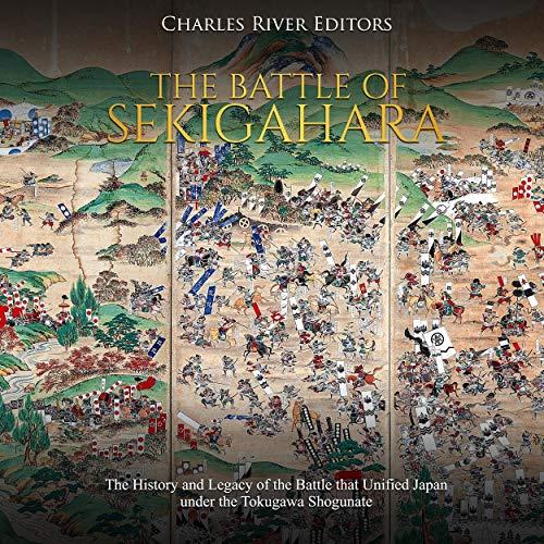 The Battle of Sekigahara audiobook cover art