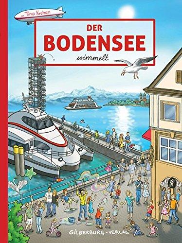 Der Bodensee wimmelt. Auf der Reichenau, in Bregenz, Unteruhldingen und Friedrichshafen – überall gibt es Neues zu entdecken und Altbekanntes wiederzufinden. Ein Wimmelspaß für die ganze Familie.