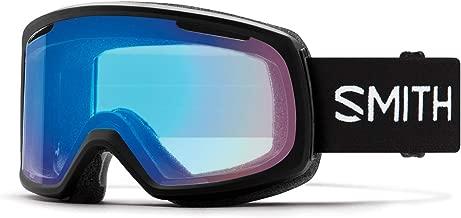 Smith Optics Riot Women's Snow Goggles - Black/Chromapop Storm Rose Flash/One Size