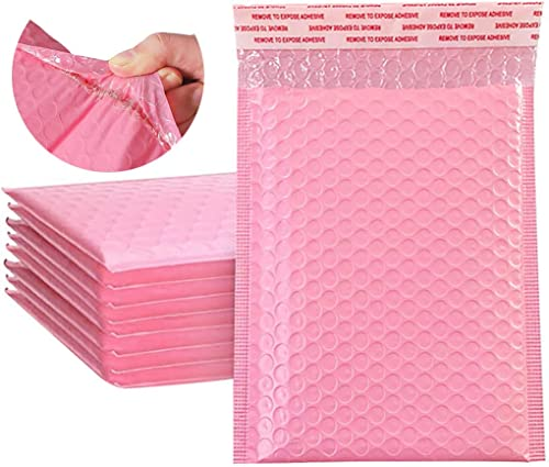 new arrival 10 Pcs Bubble Mailers Small Padded Envelope 2021 Mailers Waterproof Poly wholesale Bubble Mailer Self Seal Mailing Envelopes Bags for Book Jewelry, 7x6Inch outlet online sale