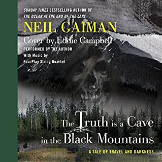 The Truth Is a Cave in the Black Mountains Titelbild