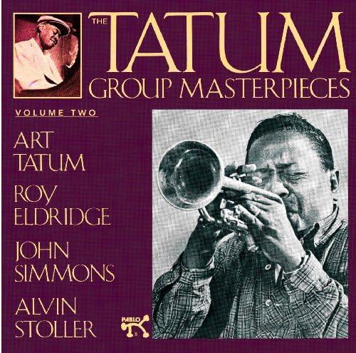Art Tatum, John Simmons, Roy Eldridge & Alvin Stoller