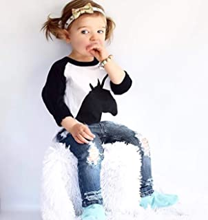 Baby Distressed Jeans, Toddler Distressed Jeans, Kids Distressed Jeans, Skinny Jeans, Ripped Jeans for Kids