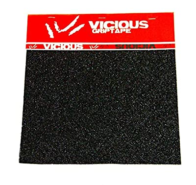 Vicious Griptape - Black 10 x 11'' Pack by Vicious