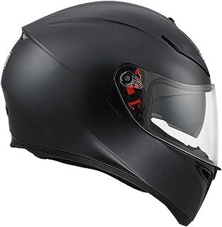 Nuevo casco de moto Matt Black 2015AGV K3SV