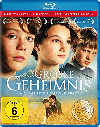 Das grosse Geheimnis [Blu-ray]