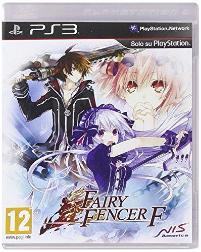 Fairy Fencer F [Importación Italiana]