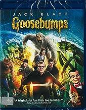 Goosebumps (Rob Letterman) Jack Black, Dylan Minnette, Odeya Rush (Blu-ray) Region Free