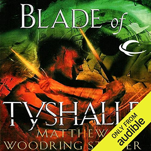 Blade of Tyshalle audiobook cover art