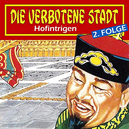 Hofintrigen cover art