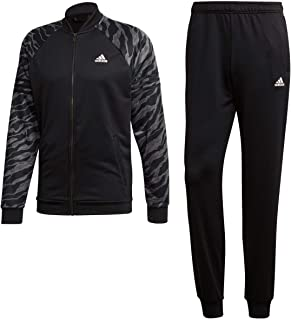 cc22799033f1 adidas Men Track Suit Running Hoodie MTS Cosy Training Work Out Gym CY2298  New
