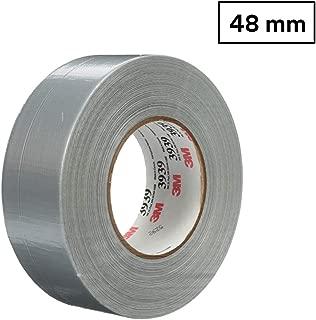 3M ダクトテープ 3939 銀色 48mm幅x54.8M 3939 48X54