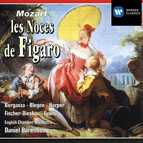 Daniel Barenboim/English Chamber Orchestra/Soloists