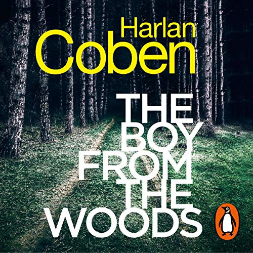 The Boy from the Woods audiobook cover art