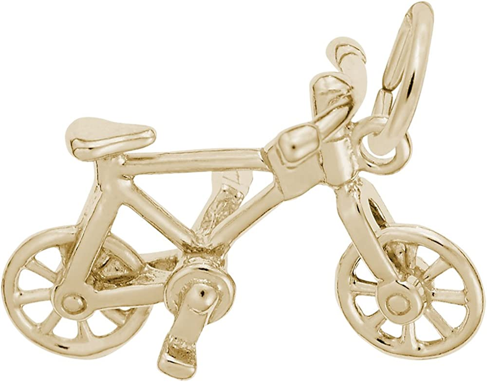 Bicycle Charm Charms for Bracelets and Necklaces
