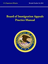 Board of Immigration Appeals Practice Manual (Revised: October, 2018)