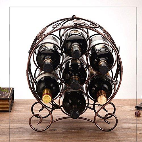 vinoteca 7 botellas de la marca ZQZ-Store