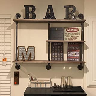 Best wall hanging bar unit Reviews