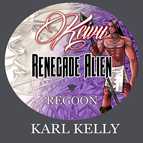 Kewu Renegade Alien audiobook cover art