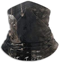 YUIT Bufanda Shinedown Cut The Cord Face Cover Scarf Neck Gaiter Multifunctional Headband Motorcycle Balaclava