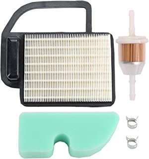 Air Filter 20 083 02s Pre Filter with Fuel Filters Tune Up Kit for Kohler SV470-SV620 20 083 06-S 20-083-02 S1 Lawn Mower ...