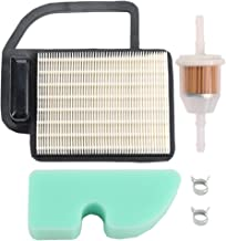 Mckin Air Filter 20 083 02s Pre Filter with Fuel Filters Tune Up Kit for Kohler SV470-SV620 20 083 06-S 20-083-02 S1 Cub Cadet Lawn Mower Parts