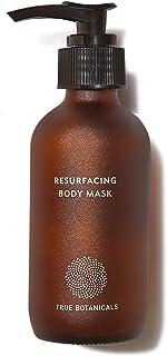True Botanicals - Organic Resurfacing Body Mask | Clean, Non-Toxic, Natural Skincare (3.9 fl oz | 114 ml)
