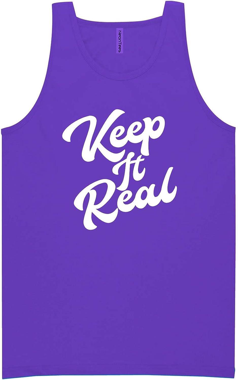 Keep It Real Neon Tank Top