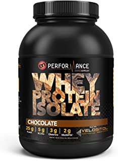 EarthNutri Whey Protein Isolate - Chocolate