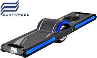 Surfwheel SU/HX One +4 Wheels Electric Skateboard (One Wheel Hoverboard) - with Patented Safety Wheels