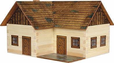 Amazon.es: maquetas de casas de madera