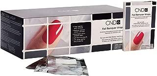CND Foil Remover Wraps 250-Count