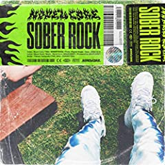 Novel Core「SOBER ROCK」の歌詞を収録したCDジャケット画像
