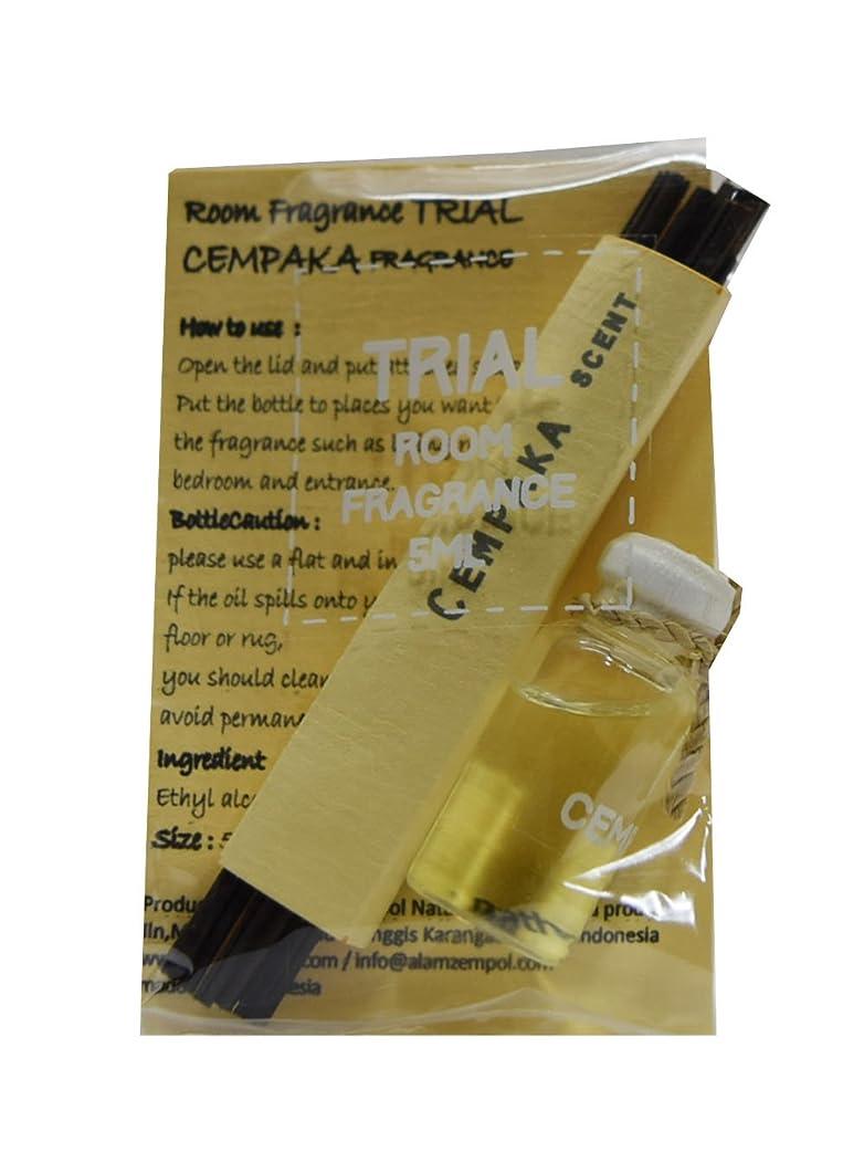 迷路野生専らRoom fragrance ルームフレグランス 5ml trial alam zenpol アラムセンポール BALI (CEMPAKA)