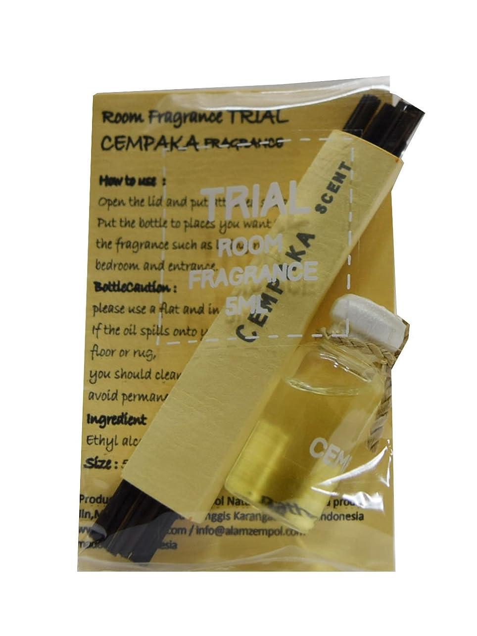 アサートマラドロイト引き金Room fragrance ルームフレグランス 5ml trial alam zenpol アラムセンポール BALI (CEMPAKA)