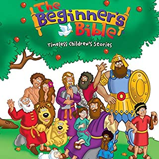 The Beginner's Bible Audio audiobook cover art