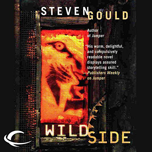 Wildside audiobook cover art