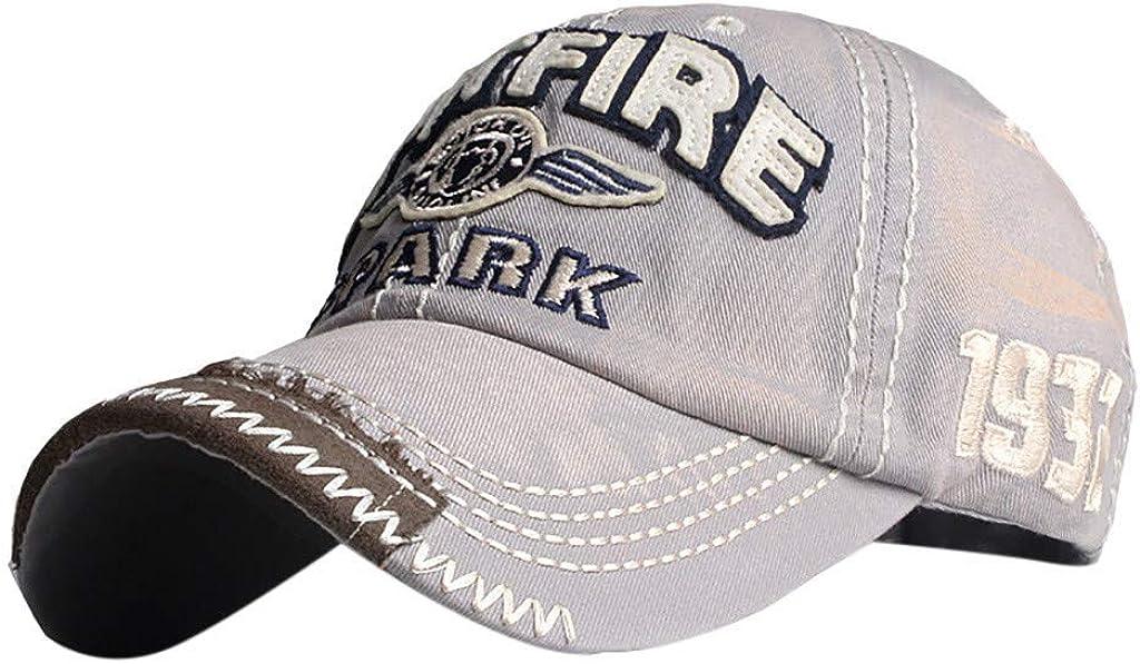 Baseball Caps Hat for Women Men, Vintae 1932 Letter Embroidery Outdoor Visor Sun Protection Denim Hats