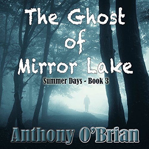 The Ghost of Mirror Lake audiobook cover art