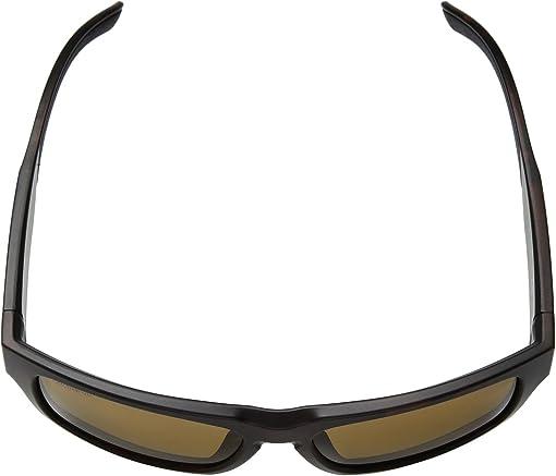 Matte Tortoise/Brown ChromaPop™ Polarized Lens