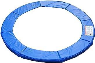 Trampoline rand afdekking - 244 cm diameter - blauw