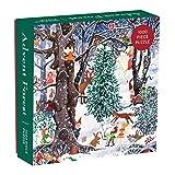 Advent Forest 1000 Piece Puzzle