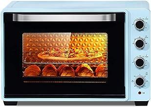 Hogar y cocina Horno Sobremesa Encimera horno tostador, de gran capacidad de los hogares y Horno comercial incluye la bandeja de hornear, asar rack y Tenedor, pan tostado, 2200w de cocina