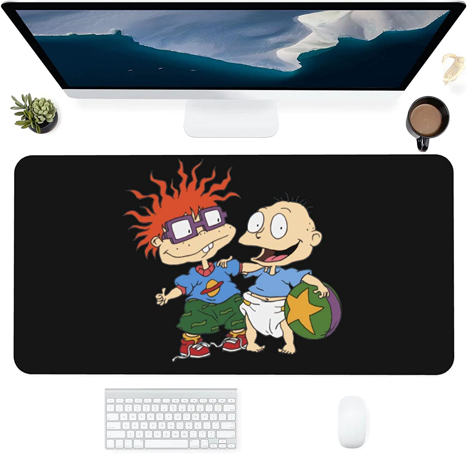 Rugrats Mouse pad Many popular brands Gaming Office Computer Laptop Supplies Ranking TOP1 Desktop