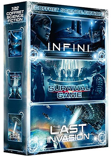 Science-Fiction n° 2 : Infini + Survival Game + The Last Invasion