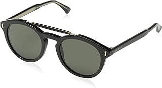 Gucci GG0124S Fashion Sunglasses Size 50 mm