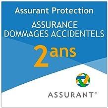 2 ans assurance dommage accidentel pour un produit technologique portable de 30 EUR à 39,99 EUR