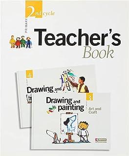 Drawing & Painting ,T .Bk . 3&4 [YAM]