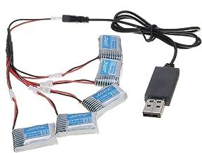 JJRC YUNIQUE Espagne® 5 Piecas JJRC H20 Lipo Bateria 3,7V 150mAh