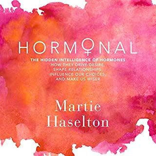 Hormonal cover art